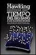 Cover of Historia del tiempo: del Big Bang a los agujeros negros