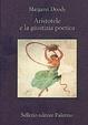 Cover of Aristotele e la giustizia poetica