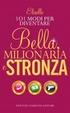 Cover of Centouno modi per diventare bella, milionaria e stronza
