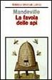 Cover of La favola delle api