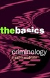 Cover of Criminology  The Basics