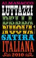 Cover of Almanacco Luttazzi della nuova satira italiana 2010