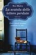 Cover of La scatola delle lettere perdute