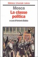 Cover of La classe politica