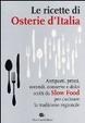 Cover of Le ricette di osterie d'Italia
