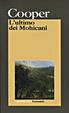 Cover of L'ultimo dei Mohicani
