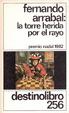 Cover of La torre herida por el rayo