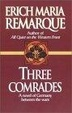 Cover of Three Comrades