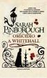Cover of Omicidio a Whitehall