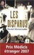 Cover of Les Disparus