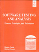 Cover of Software Testing and Analysis: Process, Principles, and Techniques