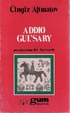 Cover of Addio Gul'sary