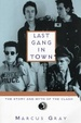 Cover of Last Gang in Town