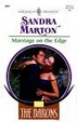 Cover of Marriage on the Edge