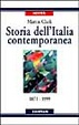 Cover of Storia dell'Italia contemporanea