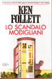 Cover of Lo scandalo Modigliani