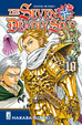 Cover of The Seven Deadly Sins vol. 10
