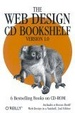 Cover of The Web Design CD Bookshelf CD-ROM
