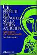 Cover of Gli effetti del monoteismo nella tarda antichità