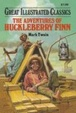 Cover of The Adventures of Huckleberry Finn