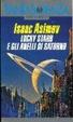 Cover of Lucky Starr e gli anelli di Saturno
