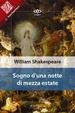 Cover of Sogno d'una notte di mezza estate