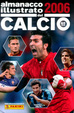 Cover of Almanacco illustrato del Calcio 2006