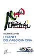 Cover of I carnet del viaggio in Cina