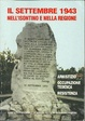 Cover of Il settembre 1943 nell'Isontino e nella regione