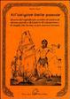 Cover of All'origine delle parole. Ovvero del significato occulto ed antico di alcune parole e del potere di conoscenza e di magia che in esse si può ancora trovare
