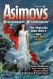 Cover of Asimov's Science Fiction, August 2016