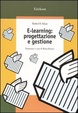 Cover of E-learning: progettazione e gestione