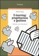 Cover of E-learning: progettazione e gestione
