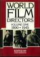Cover of World Film Directors
