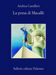 Cover of La presa di Macallè