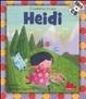 Cover of Heidi. Con CD Audio