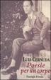 Cover of Poesie per un corpo