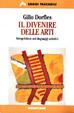 Cover of Il divenire delle arti