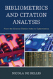 Cover of Bibliometrics and Citation Analysis