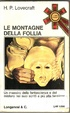 Cover of Le montagne della follia