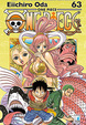 Cover of One Piece - New Edition 63