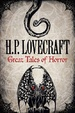 Cover of H. P. Lovecraft: Great Tales of Horror