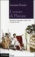 Cover of L' errore di Platone