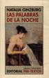 Cover of Las palabras de la noche