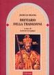 Cover of Breviario della tradizione