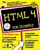 Cover of HTML 4