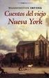 Cover of Cuentos del viejo Nueva York