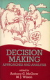 Cover of Decision Making