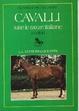 Cover of Cavalli tutte le razze italiane