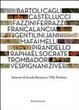 Cover of Itinerari di Scuola romana a Villa Torlonia